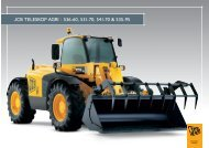 6904 Ag Loadall Launch Brochure (G) - Wegema-trac.de