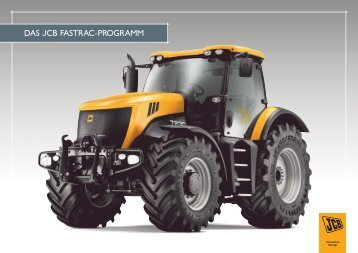 12585 Fastrac Range Brochure (G) Issue 4:BACK ... - Wegema-trac.de