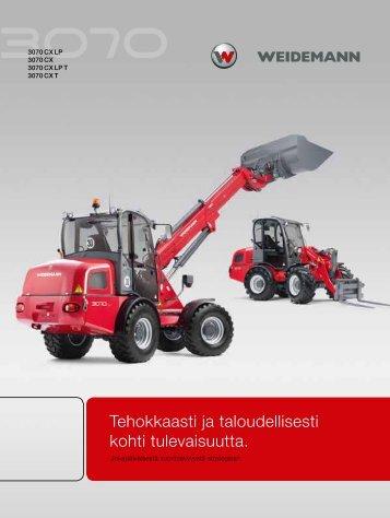 30 sarja - Weidemann GmbH