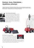 Lisävarusteet - Weidemann GmbH - Page 4