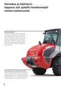 Pyöräkuormaaja 8080 CX120 - Weidemann GmbH - Page 4