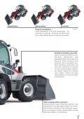 Pyöräkuormaaja 8080 CX120 - Weidemann GmbH - Page 5