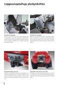 Pyöräkuormaaja 8080 CX120 - Weidemann GmbH - Page 6