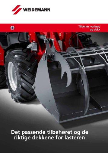Tilbehør - Weidemann GmbH