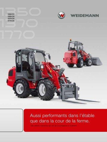 13 Series - Weidemann GmbH