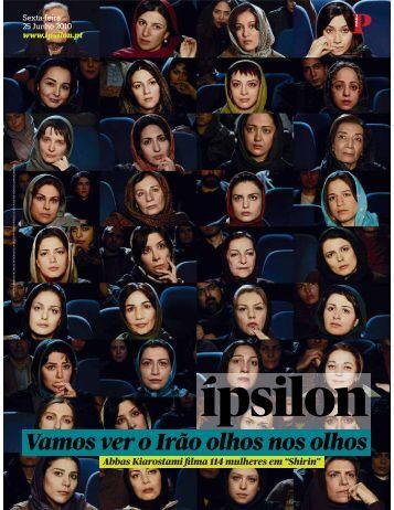 Vamos ver o Irão olhos nos olhos - Fonoteca Municipal de Lisboa