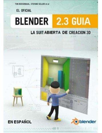 manual blender en español - instituto técnico superior de pereira