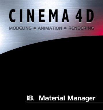Descargar Cinema 4D 7 3 - Mundo Manuales