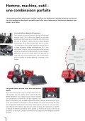 Les accessoires et les pneumatiques adéquats pour votre chargeuse - Page 4