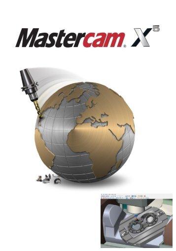 Novedades Mastercam X5 - Tecnocim
