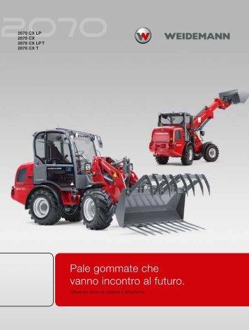 Serie 20 - Weidemann GmbH