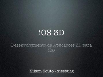 Desenvolvimento de Aplicações 3D para iOS - xissburg