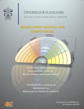 BACHILLERATO GENERAL POR COMPETENCIAS - Sistema de ...