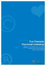 Fun Character Para email marketing! - Virtual Target