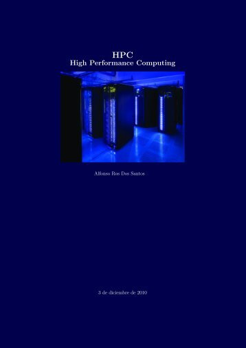 HPC: High Performance Computing - LDC