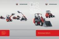Hoftrac® serii 12er - Weidemann GmbH