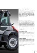 Cargadora de ruedas 8080 CX120 - Weidemann GmbH - Page 3
