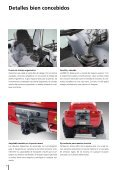Cargadora de ruedas 8080 CX120 - Weidemann GmbH - Page 6