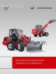 Serie 40 - Weidemann GmbH