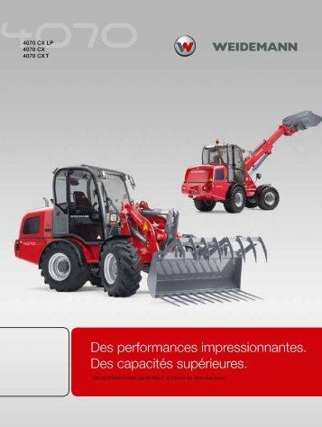 40 Série - Weidemann GmbH