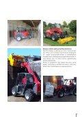 Kätevä ja käyttäjäystävällinen - Weidemann GmbH - Page 5