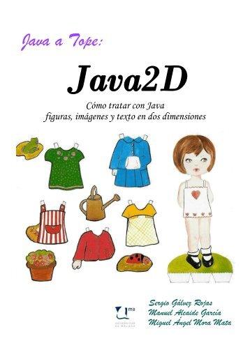 Java a Tope: - Departamento de Lenguajes y Ciencias de la ...