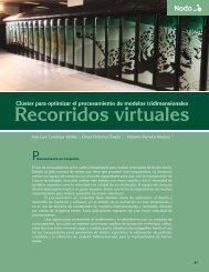 Recorridos virtuales - Revista C+TEC