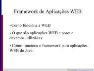 Servidores WEB - morgade - home
