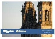 Viagens com História 2012-2013 - Unibanco