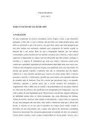 PARA O SALÃO DE SALÃO DE 1859. A PAISAGEM - Arte + Arte