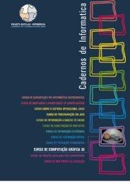 Cadernos de Informática - Computação Gráfica - Portal do Professor