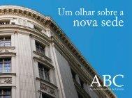ABC: um olhar sobre a nova sede - Academia Brasileira de Ciências