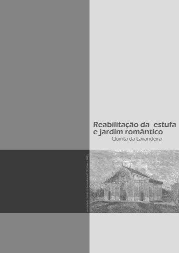 Estufa do Parque da Lavandeira (PDF) - Câmara Municipal de Gaia