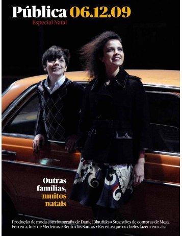 Pública 06.12.09 - Lígia Casanova