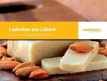 Ladenbau aus Lübeck. - Weimann-ladenbau.de