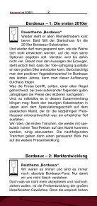Hauspost April 2011 - Wein-Bauer - Seite 2