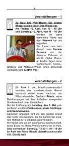 Hauspost April 2011 - Wein-Bauer - Seite 4