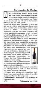 Hauspost April 2011 - Wein-Bauer - Seite 6