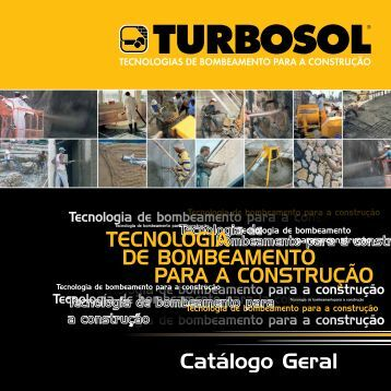 novo products catalog - Turbosol