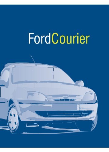 FordCourier