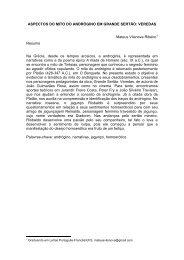 aspectos do mito do andrógino em grande sertão: veredas