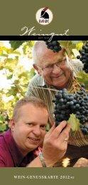 Unsere aktuelle Weinkarte zum Herunterladen - Weingut Raabe