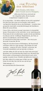 Wein-Genusskarte 2011/02 - Weingut Raabe - Seite 2