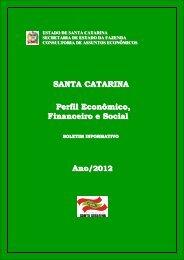 Boletim Informativo 2012 - Secretaria de Estado da Fazenda