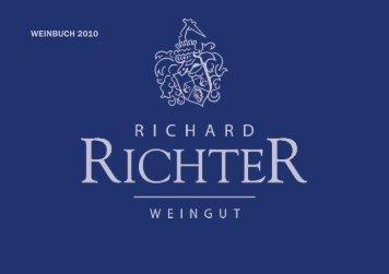 Weinbuch 2011 - Weingut Richter