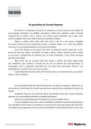 Os guardiões do Grande Segredo - Pedro Bandeira