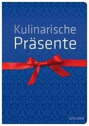 Unser Präsentkatalog Edition 2012/2013 als PDF - Weinhof Reinhardt