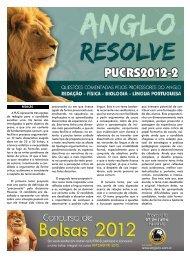 Português, Redação, Biologia e Física - Anglo RS