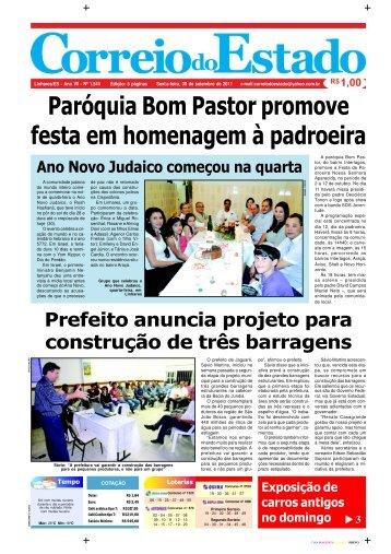 Paróquia Bom Pastor promove festa em homenagem à padroeira