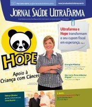 Jornal Nº64 - Ano 3 - Jornal Saúde UltraFarma